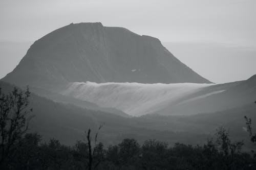 Δωρεάν στοκ φωτογραφιών με βουνά, Νορβηγία, ομίχλη, σύννεφο