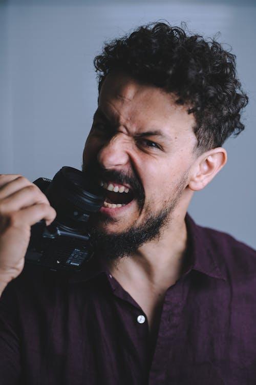 คลังภาพถ่ายฟรี ของ ricky rijan, rijan hamdovic, ฉันกินกล้อง