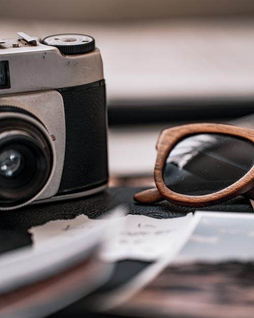 คลังภาพถ่ายฟรี ของ กล้องวินเทจ, กล้องอะนาล็อก, กล้องโบราณ