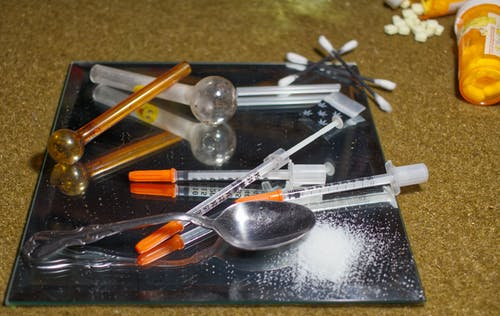 Free stock photo of addict, addiction, cocaine