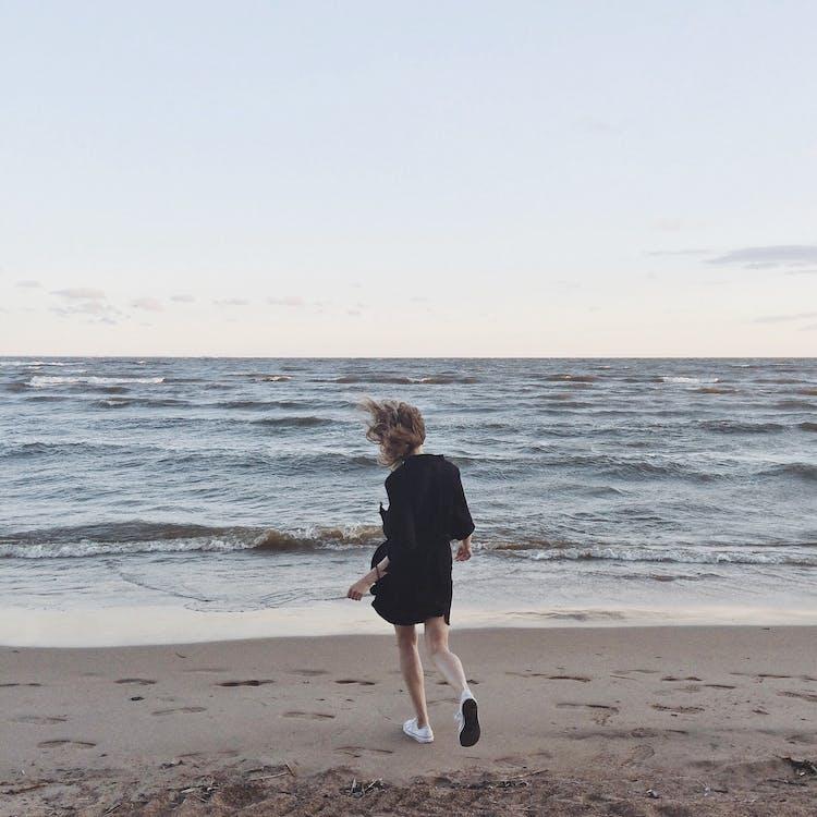 agua, al aire libre, arena