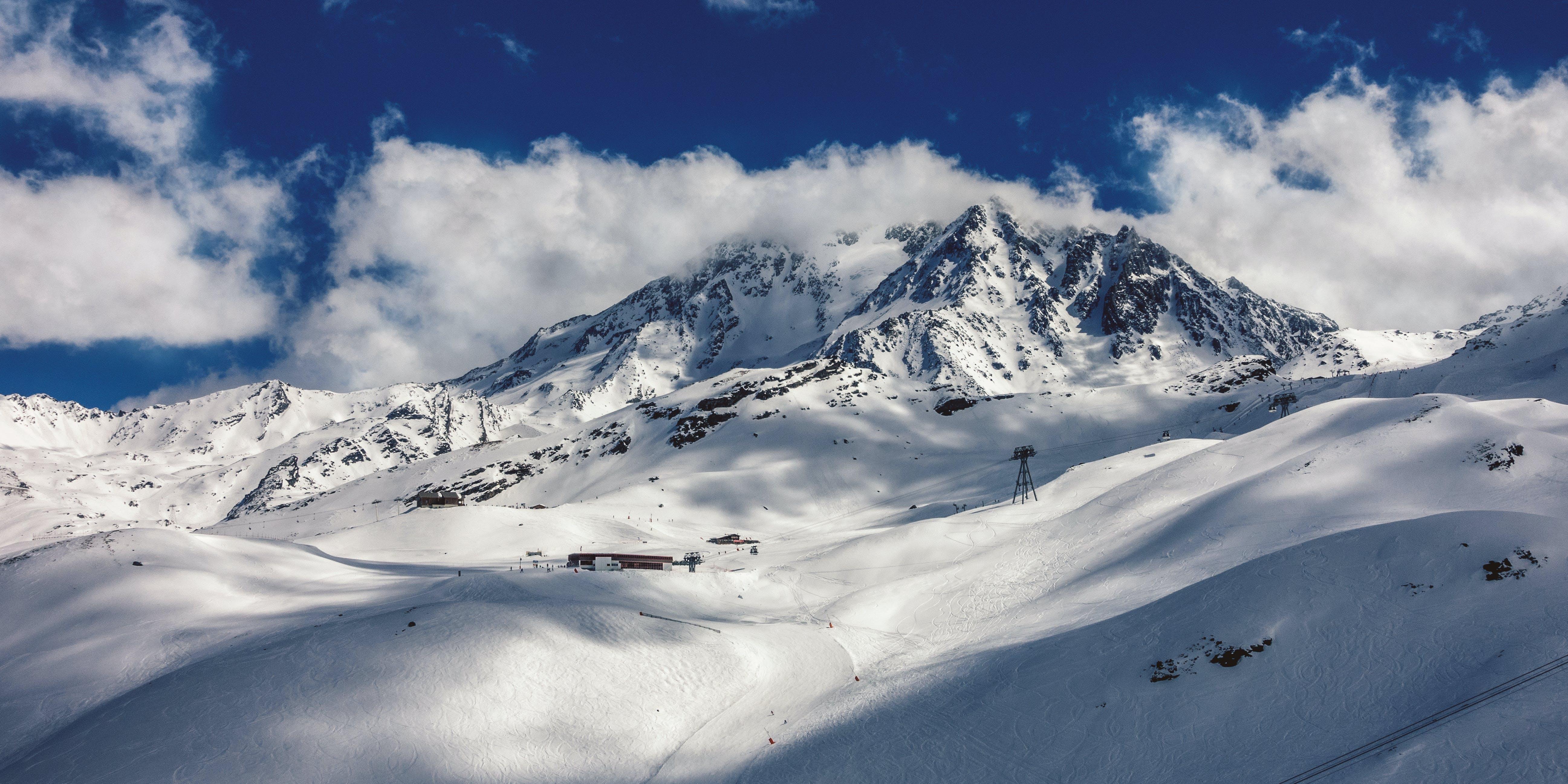 Kostenloses Stock Foto zu berg, eis, kalt, landschaft