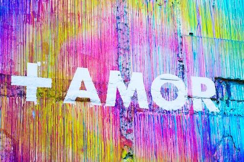 Darmowe zdjęcie z galerii z abstrakcyjne zdjęcie, artysta uliczny, cytat, farba