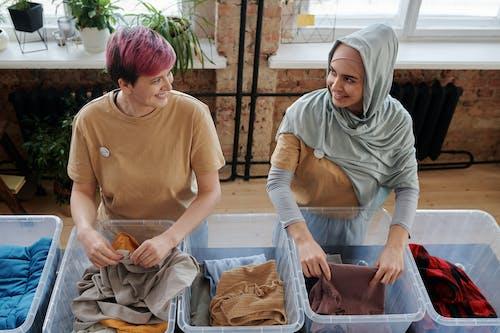 çeşitli, Giyim, gönüllüler içeren Ücretsiz stok fotoğraf