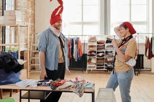 Free stock photo of clothing, dressing, fun