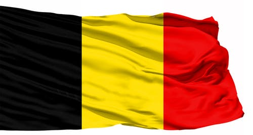 Free stock photo of Belgium 3D Flag