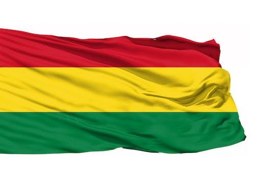 Free stock photo of Bolivia 3D Flag