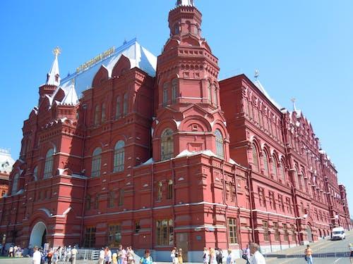Free stock photo of kremlin