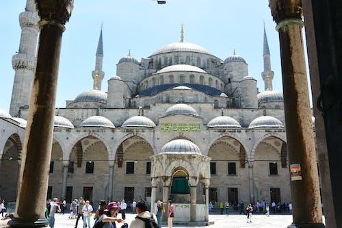 Free stock photo of hagia sophia grand mosque