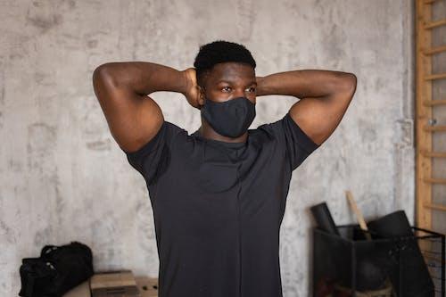 Безкоштовне стокове фото на тему «афроамериканський чоловік, Безпека, вдумливий»