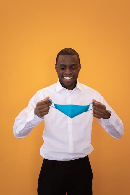Gratis stockfoto met aangenaam, aardig, Afro-Amerikaanse man