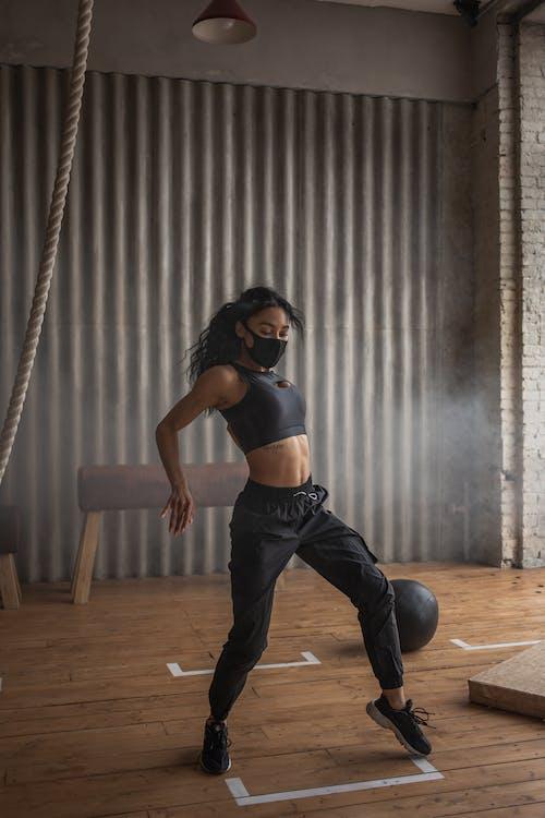 Ingyenes stockfotó afro-amerikai nő, aktív, aktivitás témában