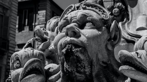 Δωρεάν στοκ φωτογραφιών με ασπρόμαυρο, κέντρο, μνημείο, Ρώμη