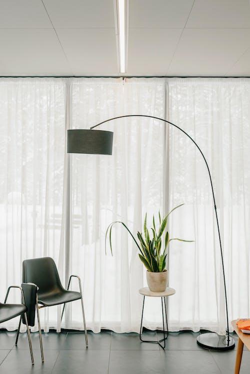 Darmowe zdjęcie z galerii z lampa, pionowy strzał, projektowanie wnętrz