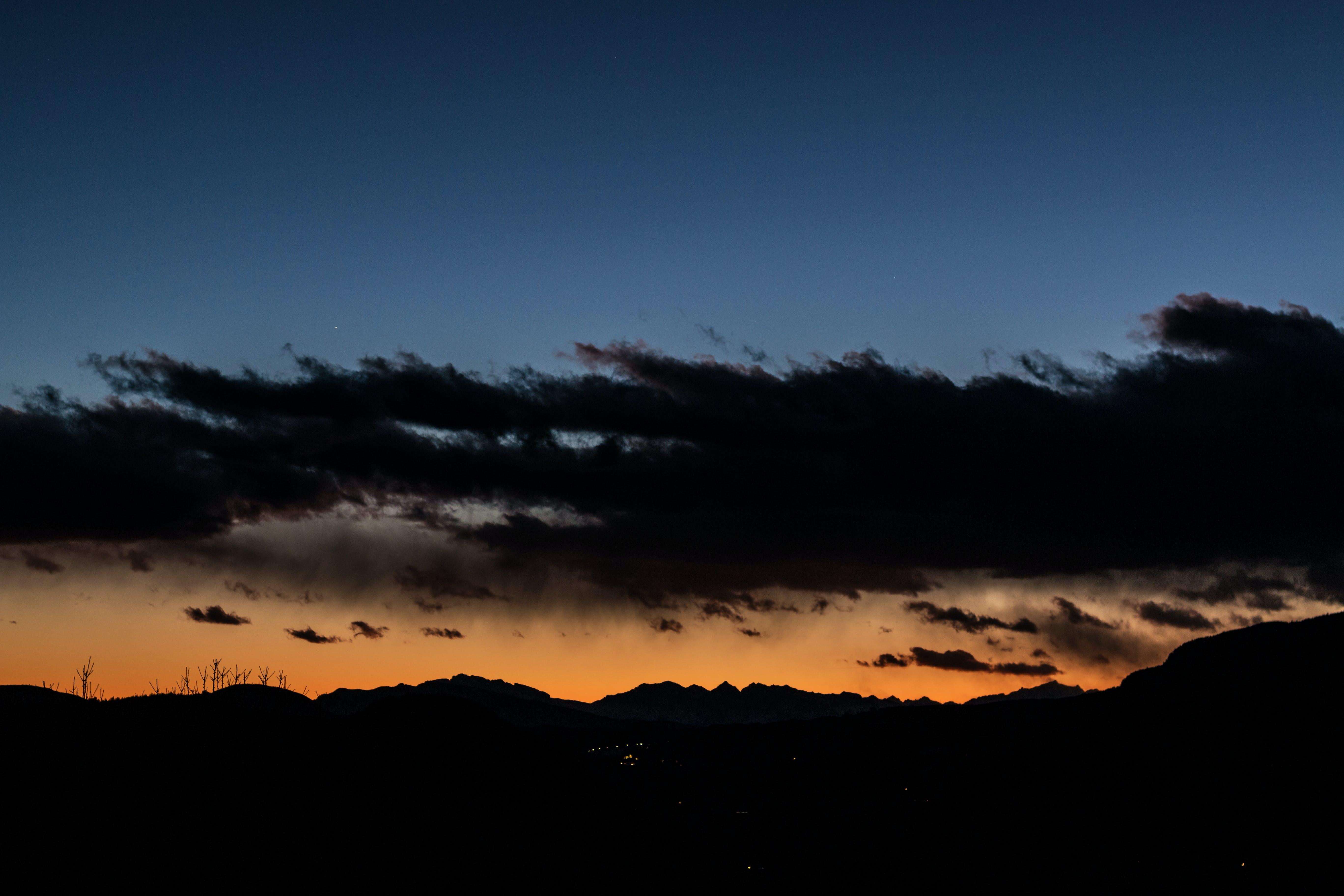 Free stock photo of dolomites, dusk, HD wallpaper, mountains