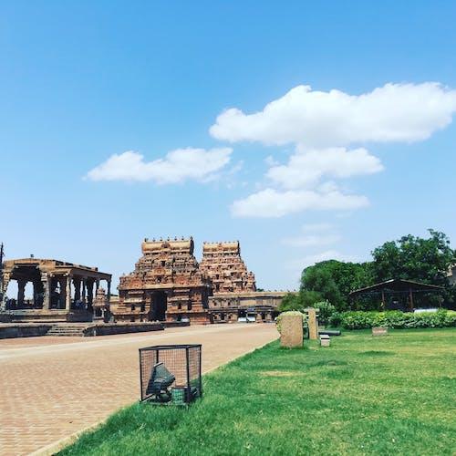 Free stock photo of Brihadrishwara tempel, old architecture, temple