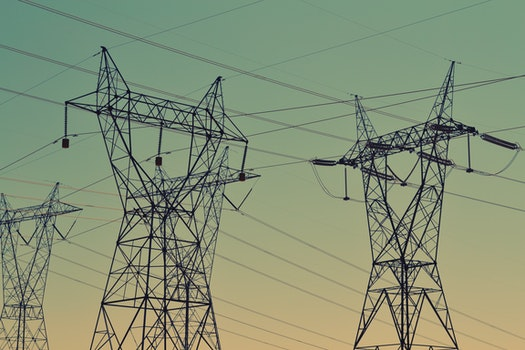 Free stock photo of electricity, energy, power lines, high voltage