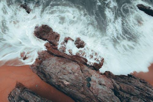 Бесплатное стоковое фото с авария, берег, берег моря