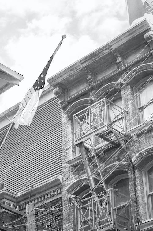Free stock photo of black, black and white background, monochromatic