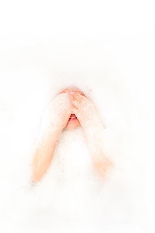 兒童, 有趣, 沐浴 的 免费素材图片