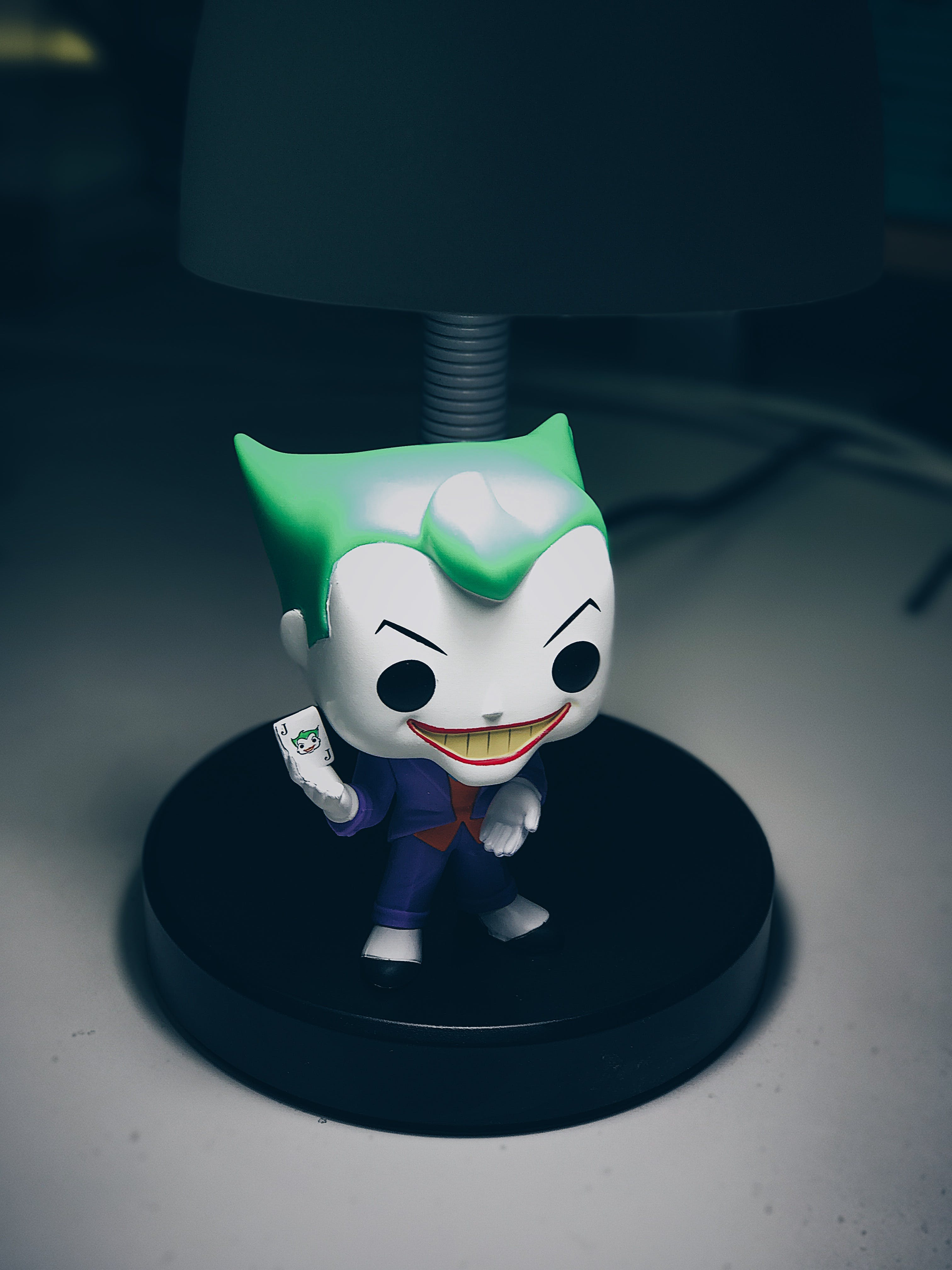 Free stock photo of Funko Pop, Joker, toy