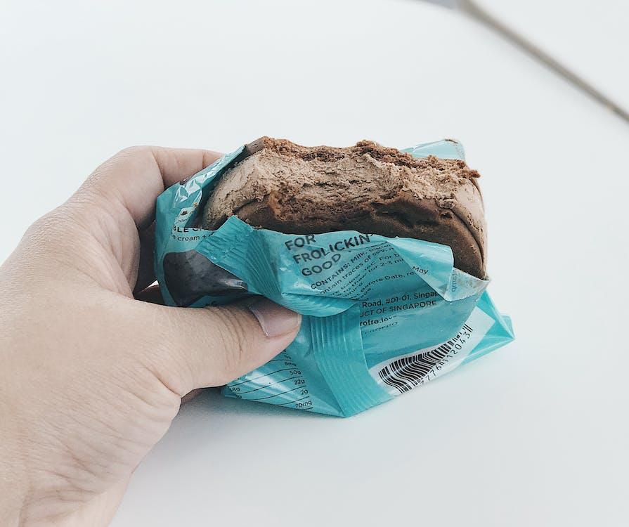 Cookie Sandwich in Blue Pack