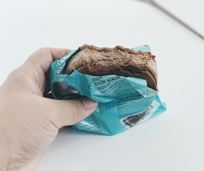 Cookie Sandwich in Blue Pack