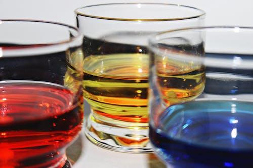 Kostenloses Stock Foto zu alkoholisches getränk, blau, bourbon