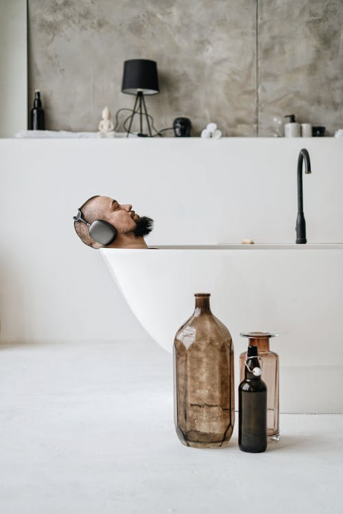 Free stock photo of adult, bathroom, bottle