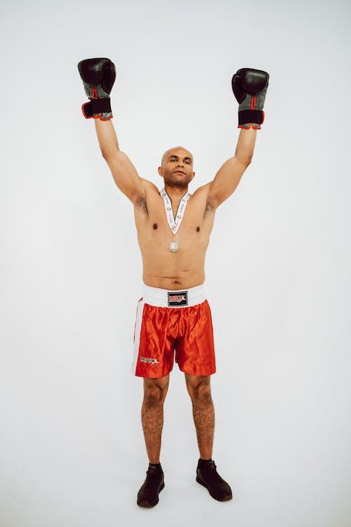 A Boxing Champion