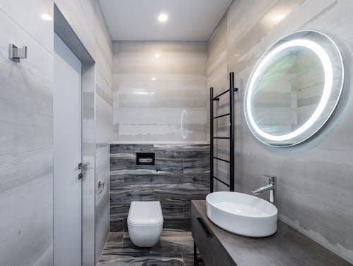 Gratis stockfoto met afzondering, badkamer, binnen