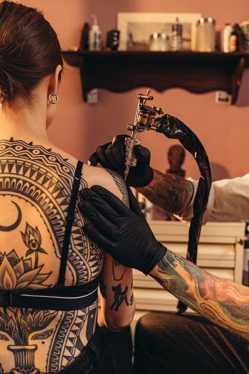 거울, 기타, 나체의 무료 스톡 사진