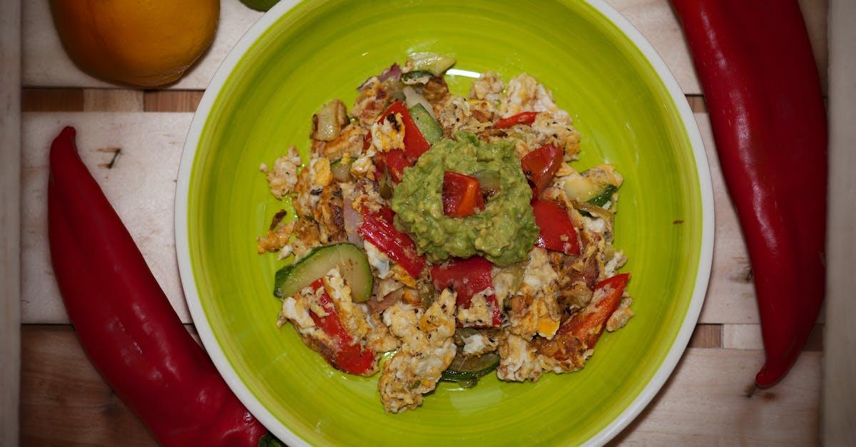 Kostenloses foto zum thema abendessen chili ei - Eier mittel kochen ...