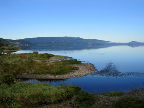 Free stock photo of blue water, body of water, chile