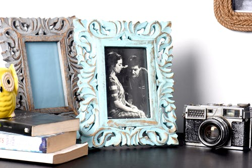 Free stock photo of camera, creative photography, decor
