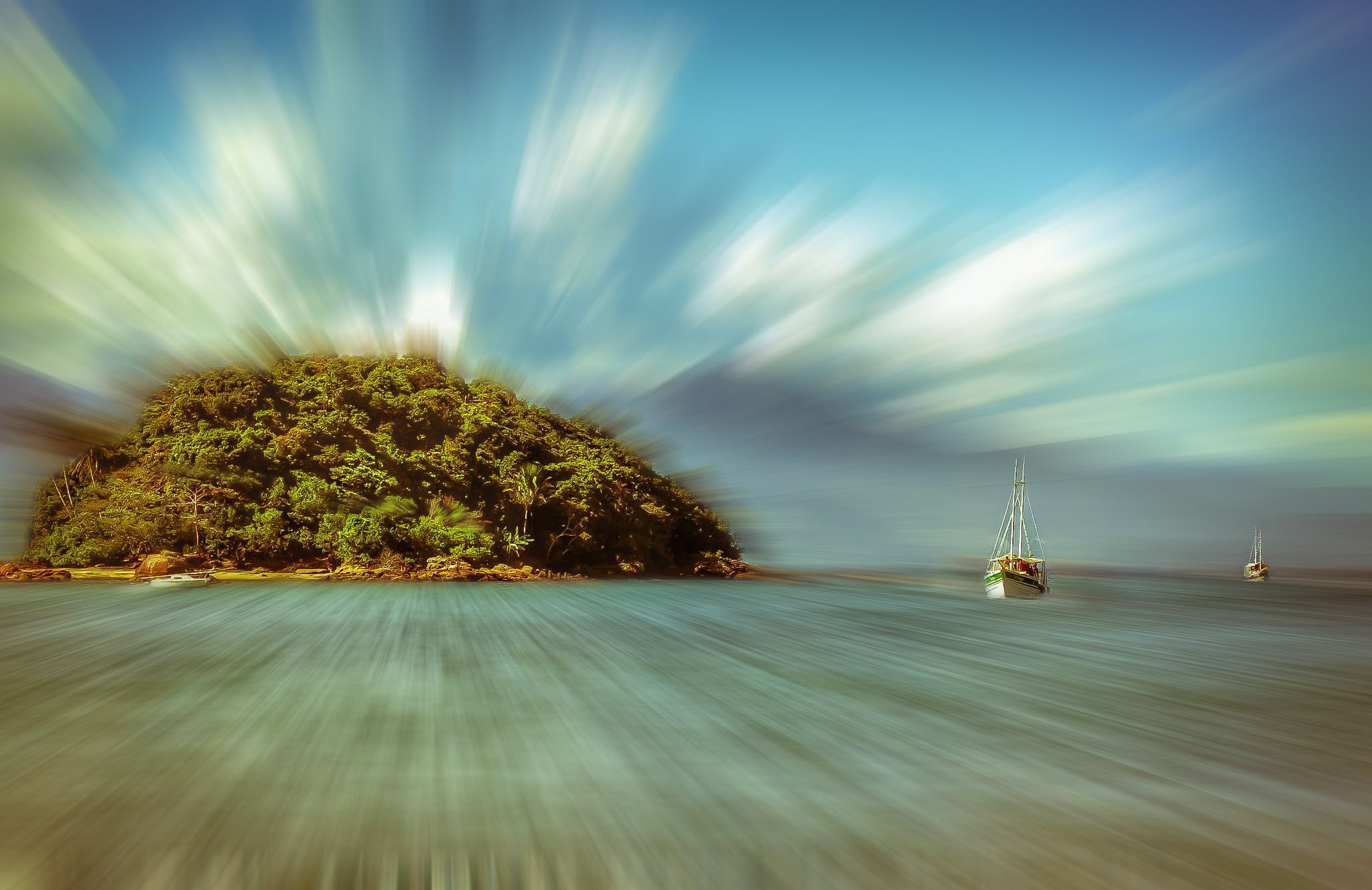 Free stock photo of Ilha Grande -RJ