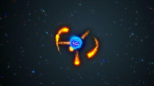 Immagine gratuita di astratto, atomico, atomo