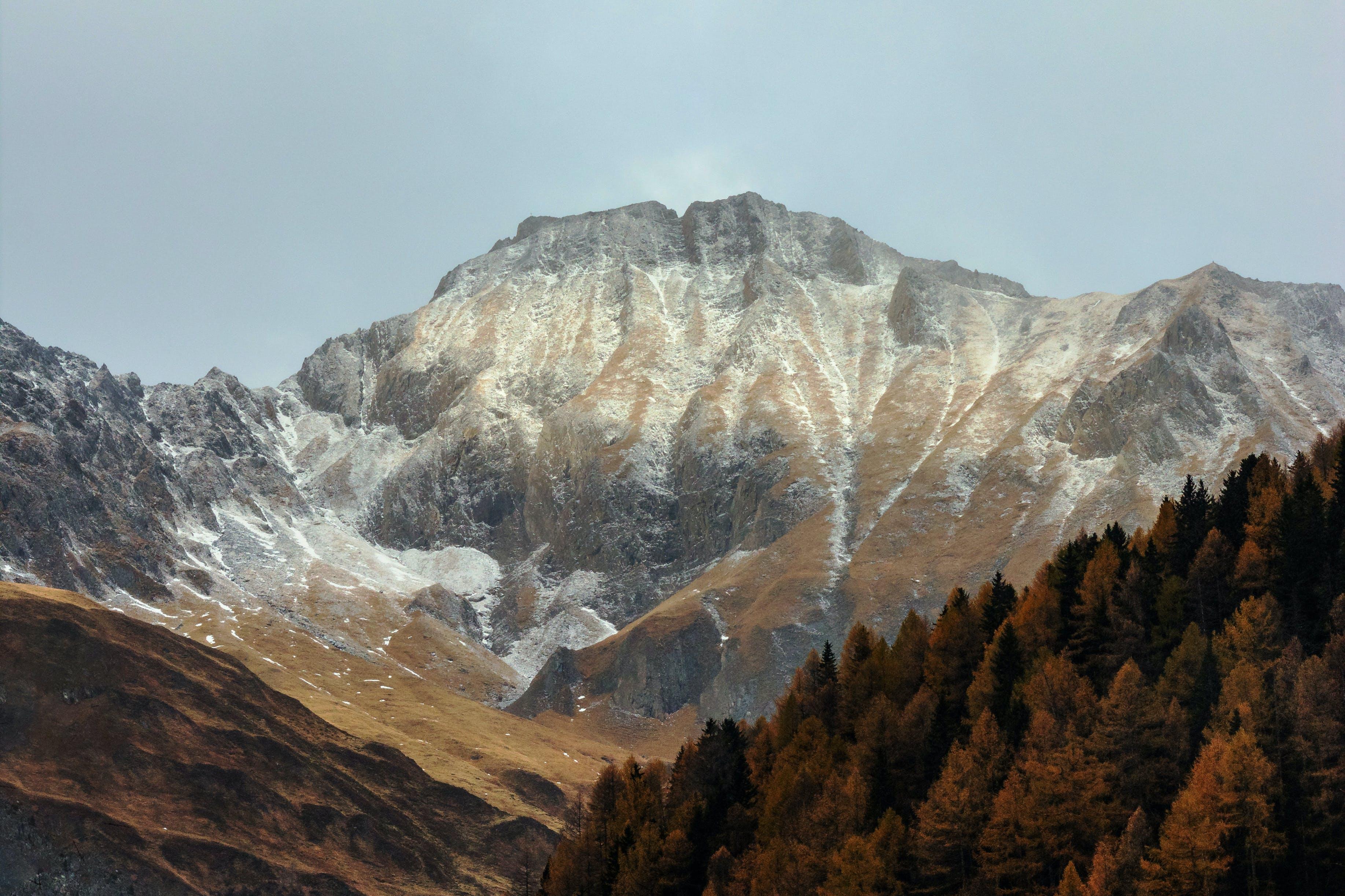 Gratis lagerfoto af bjerg, dagslys, HD-baggrund, landskab
