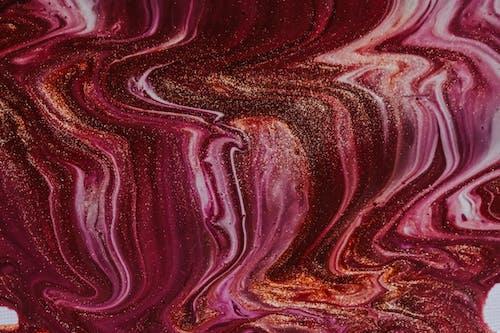 Základová fotografie zdarma na téma abstraktní, akryl, barevný