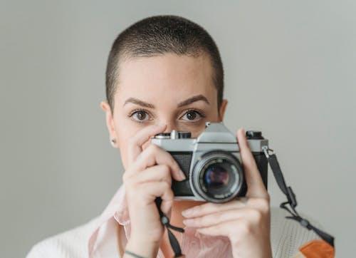 Darmowe zdjęcie z galerii z aparat, aparat fotograficzny, bez uczuć