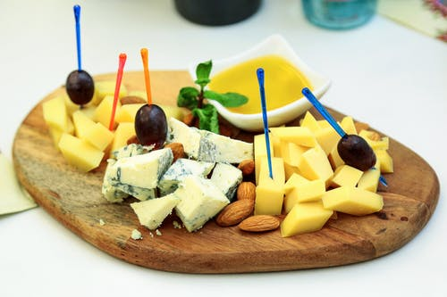 Photo of a Cheese Board Platter