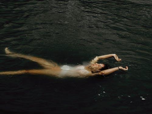 人, 反射, 女人 的 免費圖庫相片