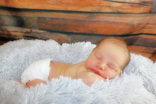 Free stock photo of baby, newborn, sleeping