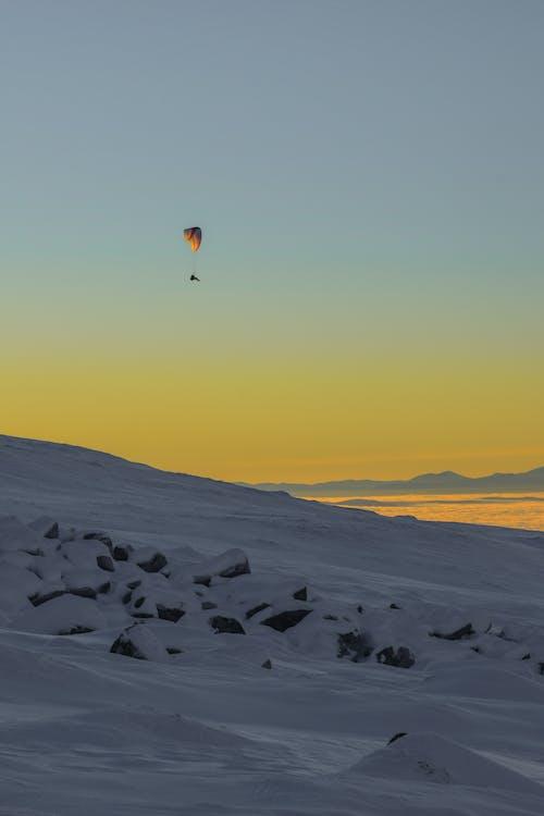 Free stock photo of adventure, cold, dawn