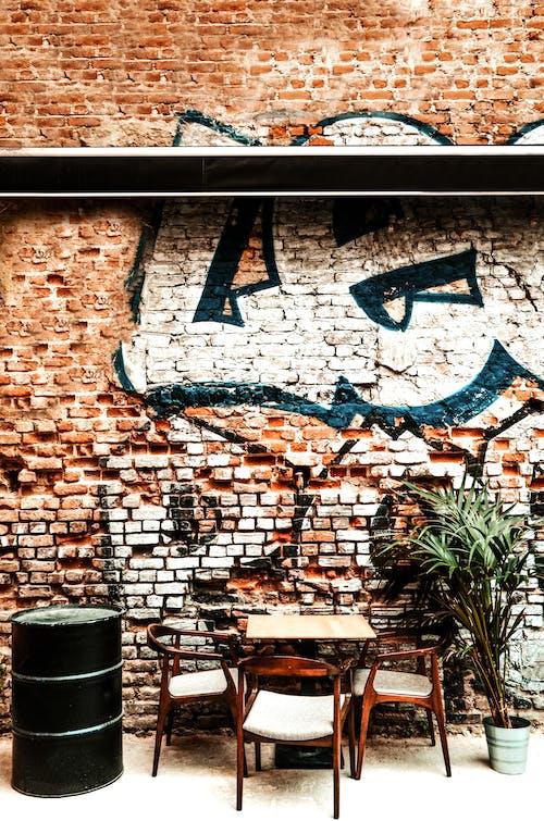 Immagine gratuita di architettura, arredamento, arte di strada