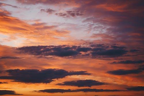 barışçıl, berraklık, bulutlar, dingin içeren Ücretsiz stok fotoğraf