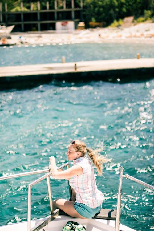 Kostnadsfri bild av äventyr, båt, dagtid, destination