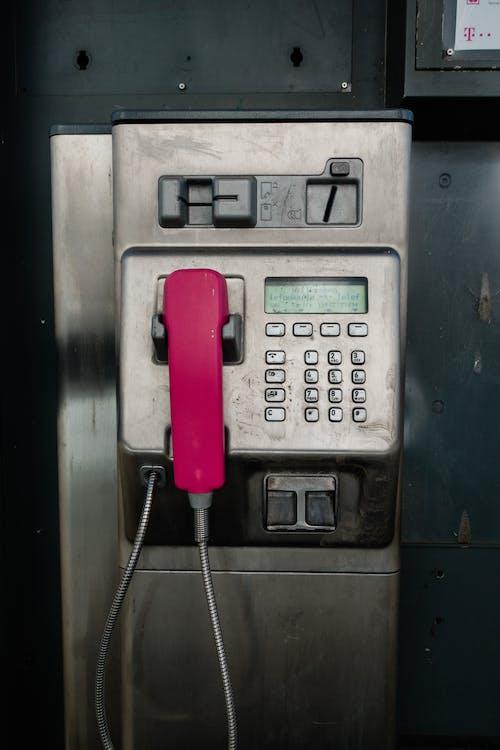 Immagine gratuita di abbandonato, business, cabina telefonica