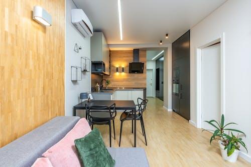 休息室, 住, 住宅 的 免费素材图片