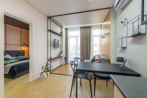 Photos gratuites de à l'intérieur, appartement, branché